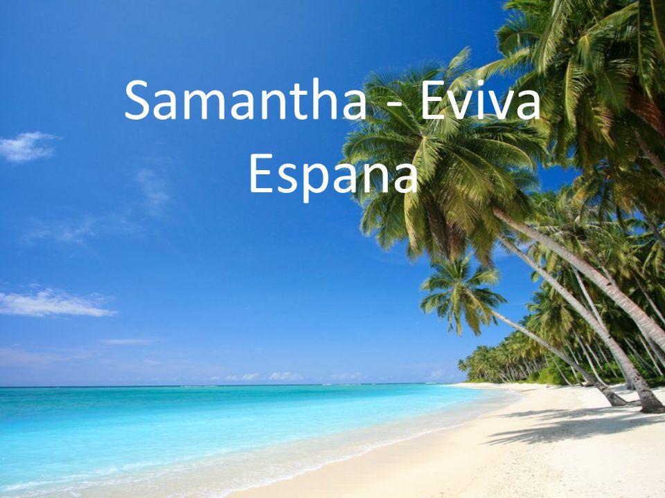 Samantha - Eviva Espana