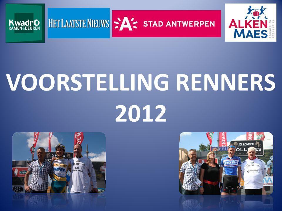VOORSTELLING RENNERS 2012
