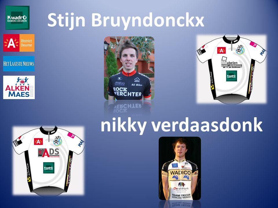 Stijn Bruyndonckx nikky verdaasdonk