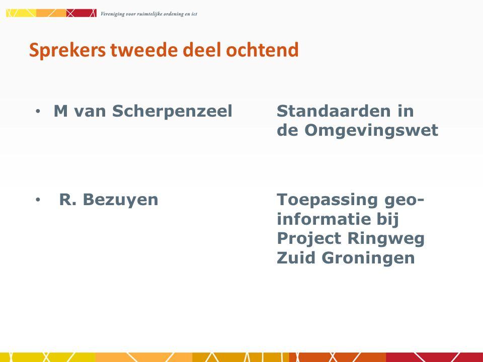 M van ScherpenzeelStandaarden in de Omgevingswet R.