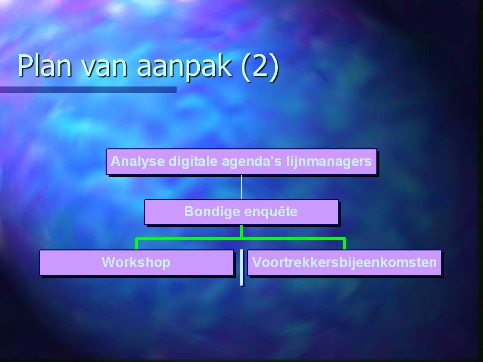 Plan van aanpak (2)