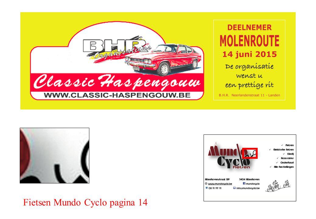 Fietsen Mundo Cyclo pagina 14