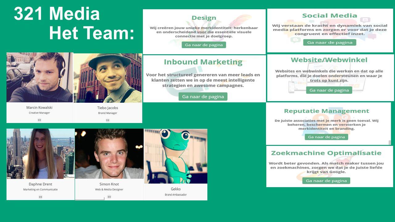 321 Media Het Team: