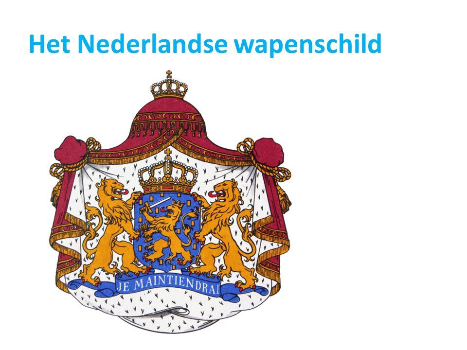 Het Nederlandse wapenschild