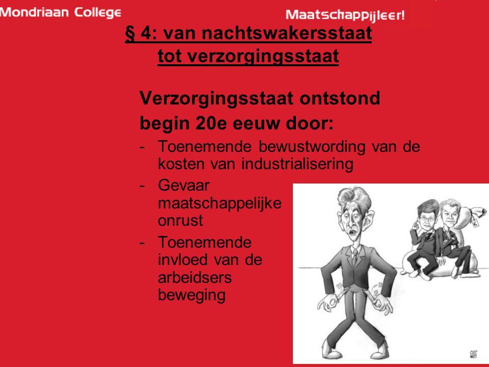 14 Sociale verzekeringen -Volksverzekeringen en Werknemersverzekeringen.