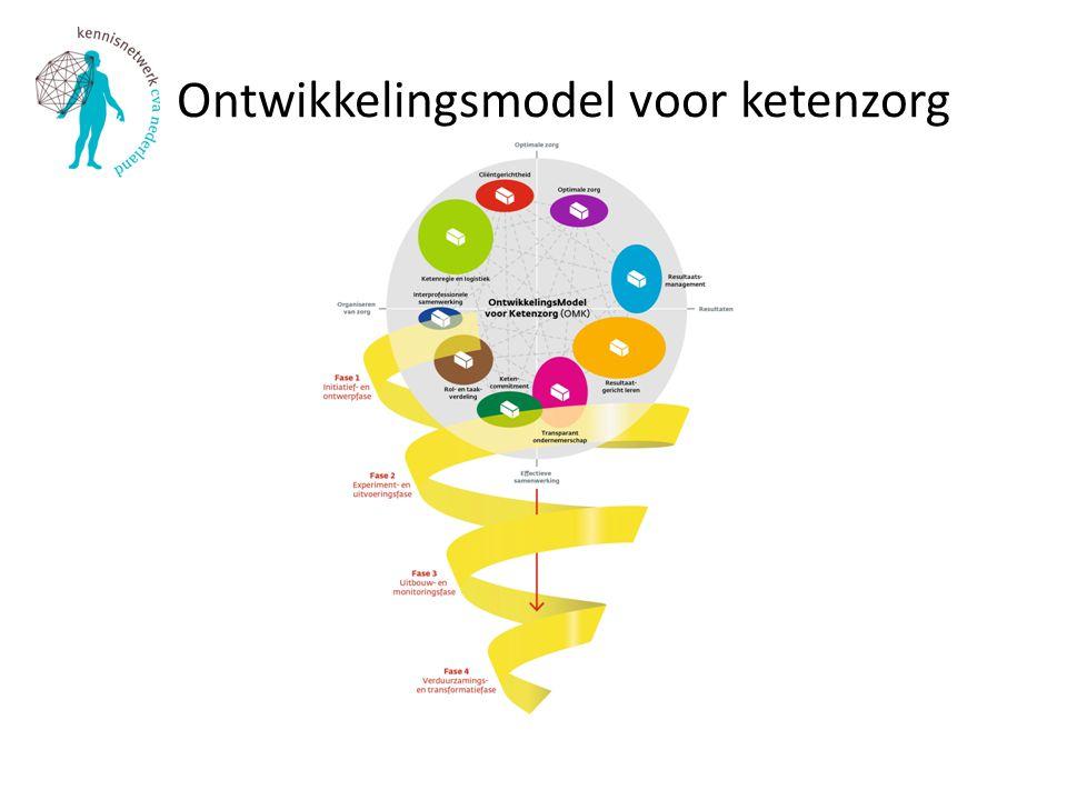 Ontwikkelingsmodel voor ketenzorg