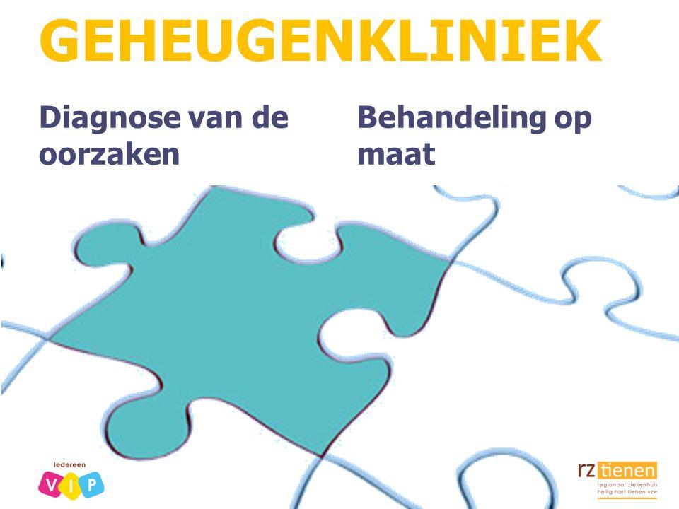 U VINDT ONZE FOLDER OP www.rztienen.be/geheugenkliniek