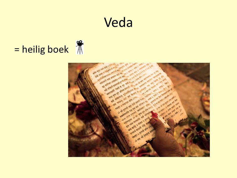 Veda = heilig boek