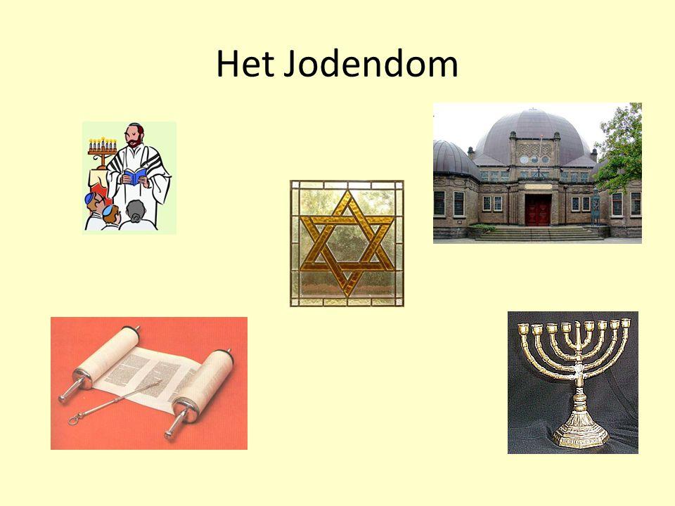 Verschil/gelijkenissen godsdiensten Jodendom Christendom De Islam