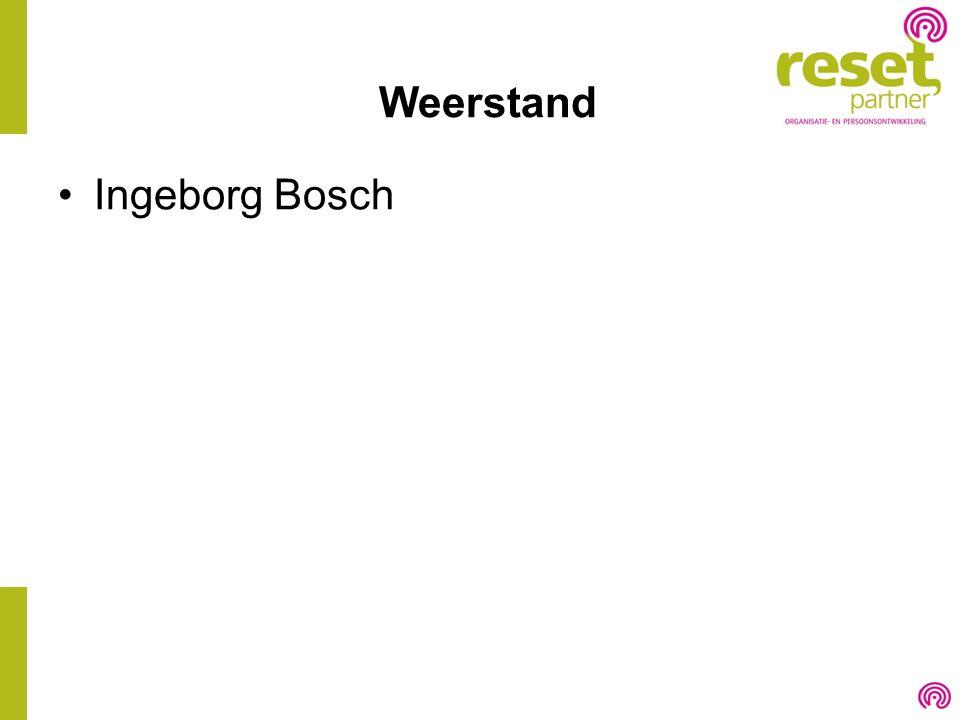 Weerstand Ingeborg Bosch