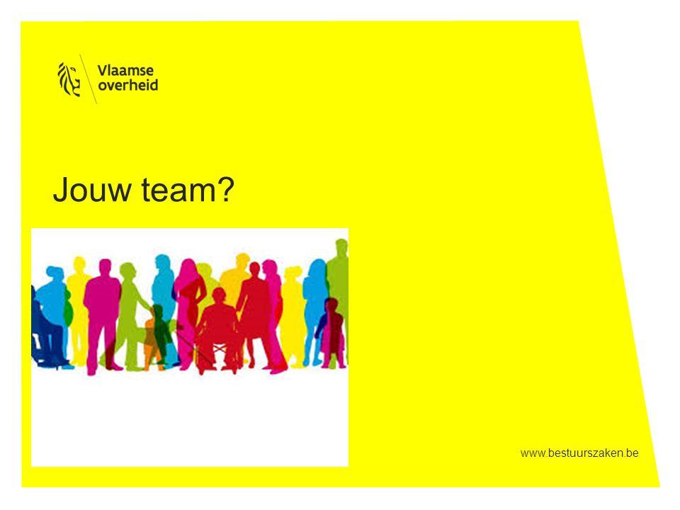 www.bestuurszaken.be Jouw team?