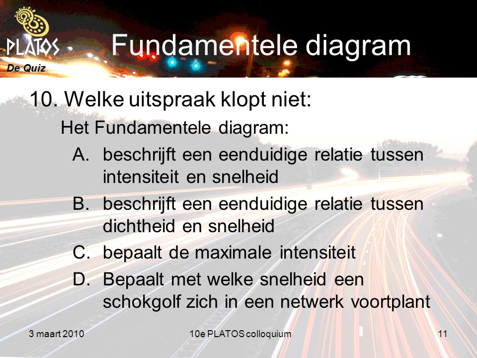 De Quiz Fundamentele diagram 10.