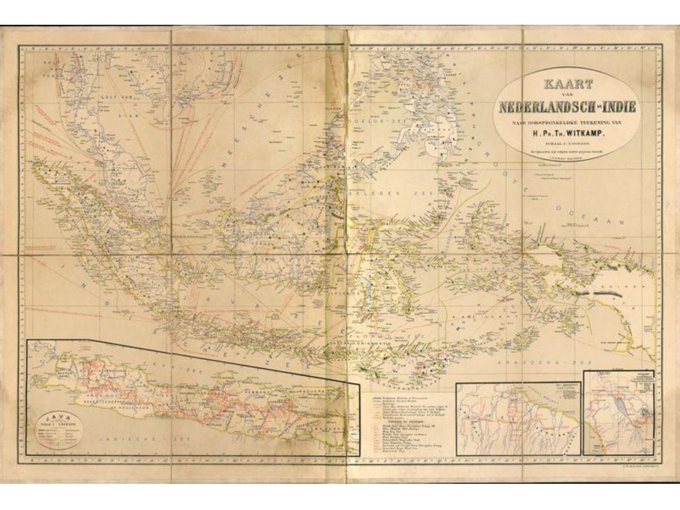 Indonesië Nederlands Oost-Indië (!)