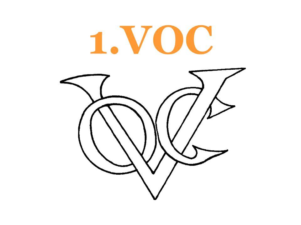VOC De Verenigde Oostindische Compagnie 1602-1799 http://entoen.nu/venster.aspx?id=14
