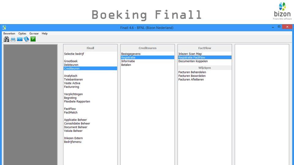Boeking Finall