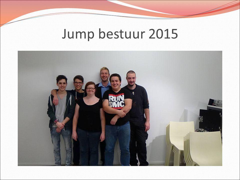 Jump bestuur 2015