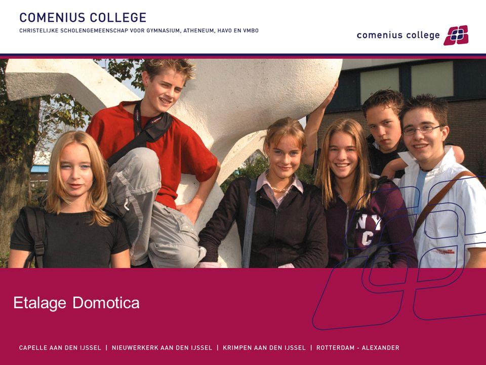 Etalage Domotica