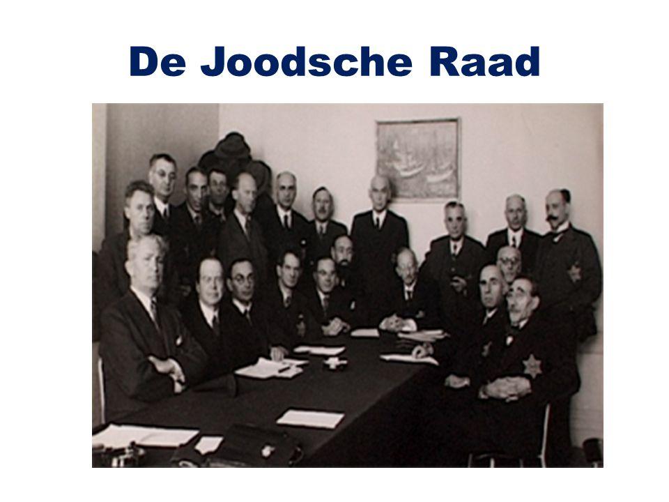 De Joodsche Raad