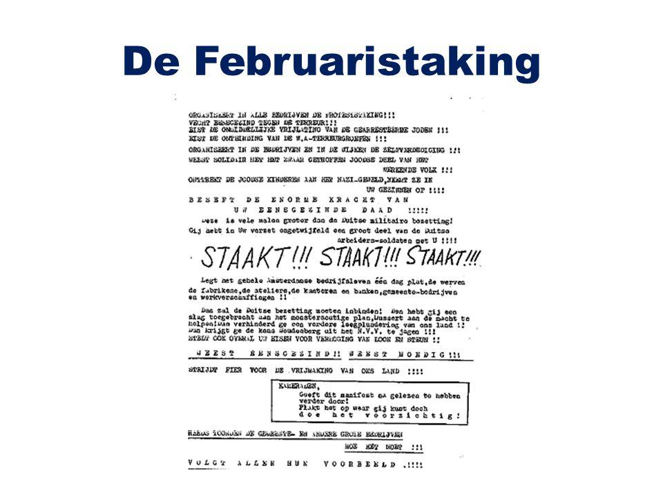De Februaristaking