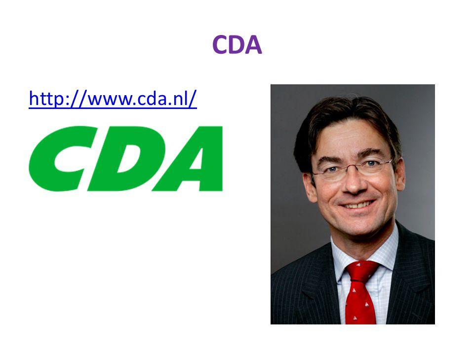 CDA http://www.cda.nl/