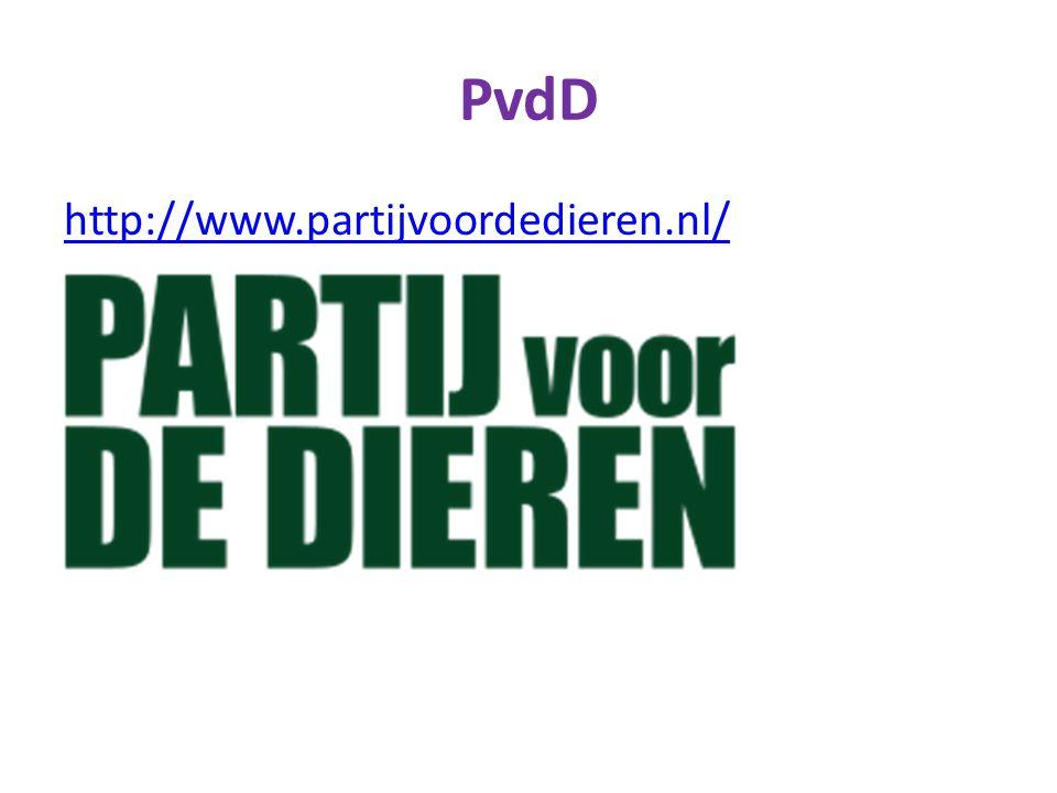 PvdD http://www.partijvoordedieren.nl/