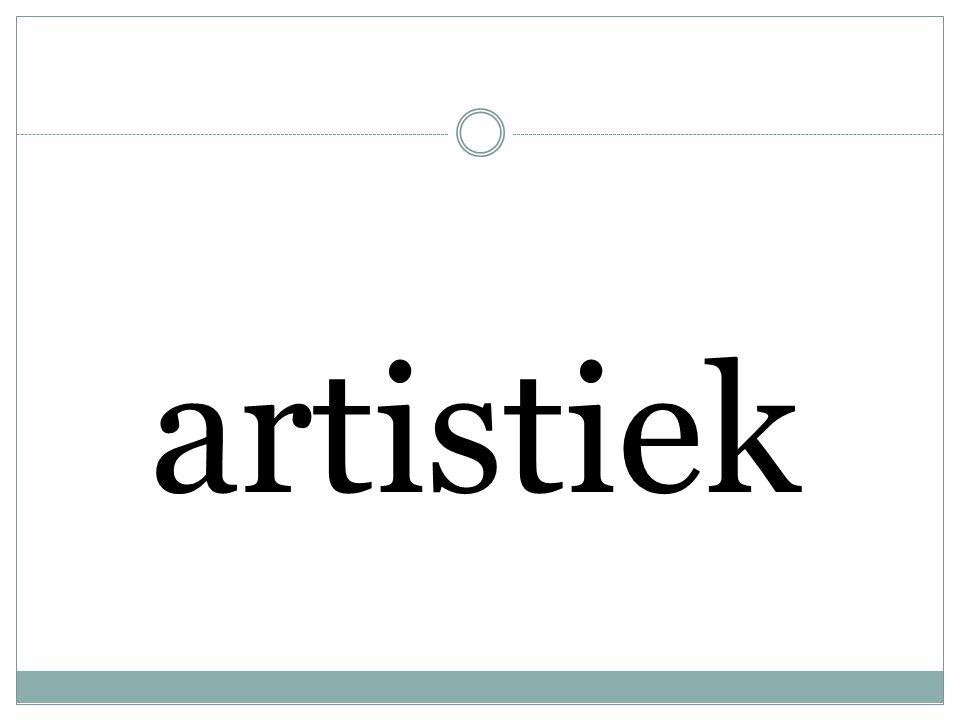 artistiek