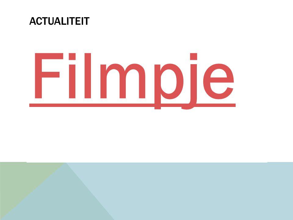 ACTUALITEIT Filmpje