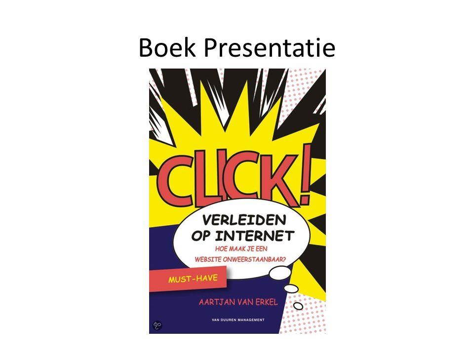 Boek Presentatie