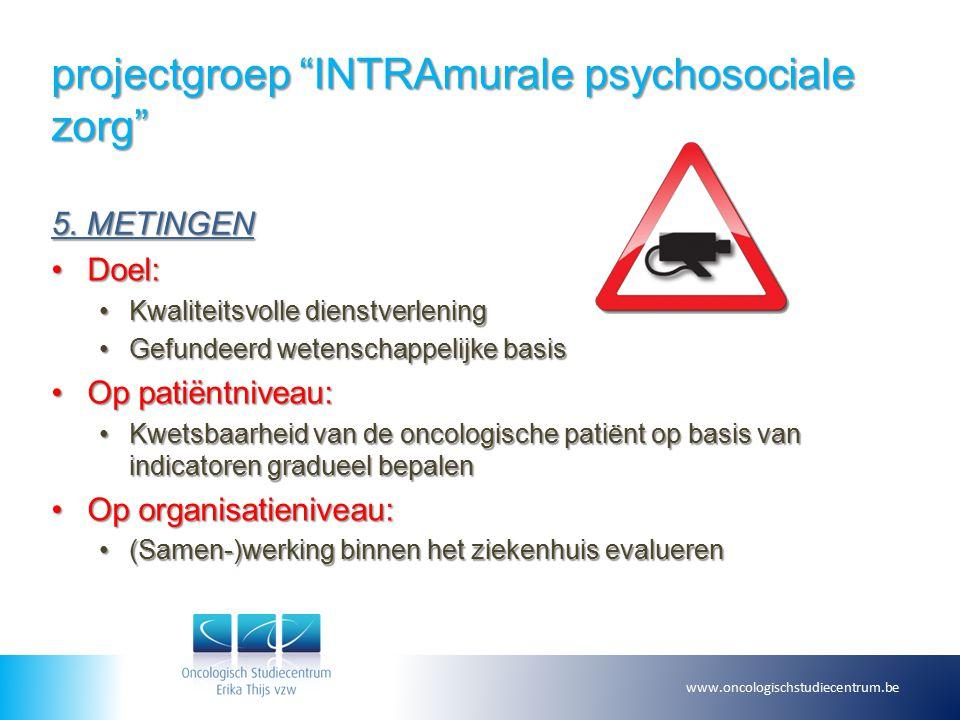 projectgroep INTRAmurale psychosociale zorg 5.