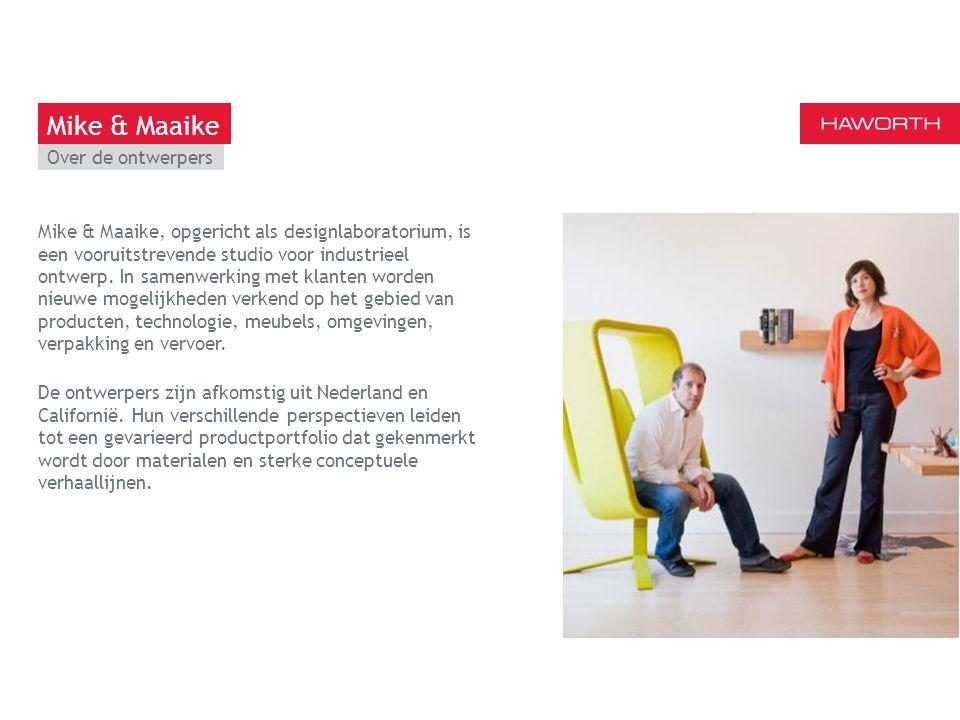 13 maart 2014 | Berlijn Over de ontwerpers Mike & Maaike, opgericht als designlaboratorium, is een vooruitstrevende studio voor industrieel ontwerp. I