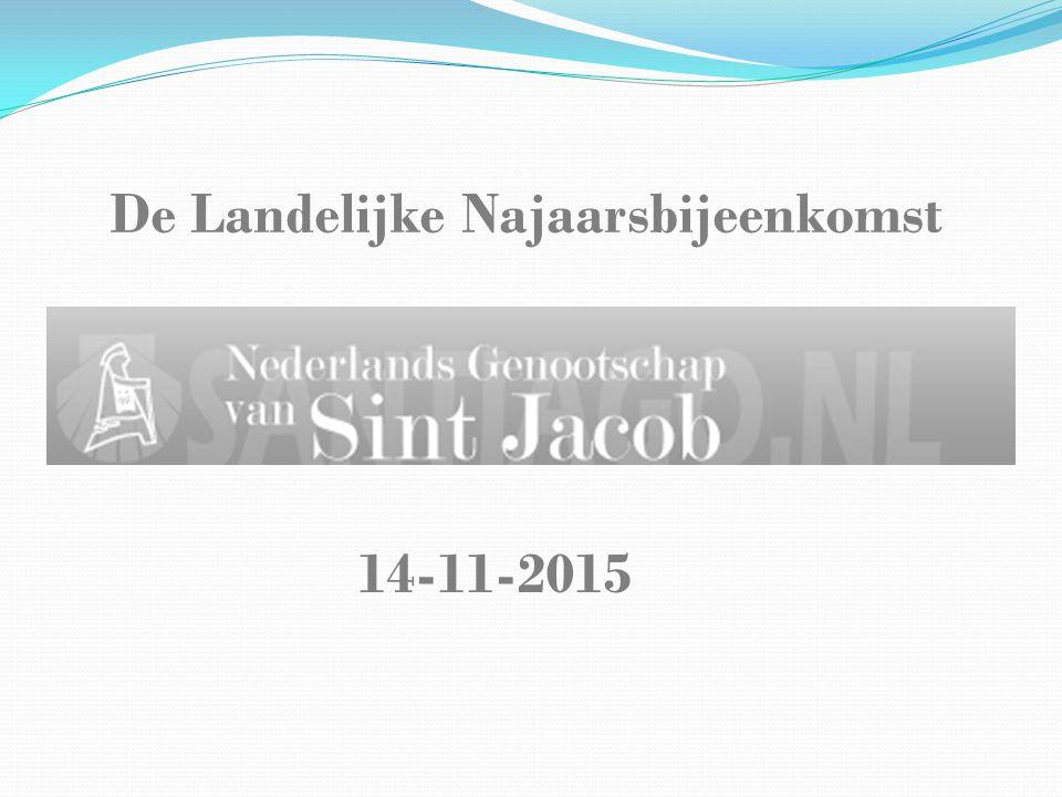 De Landelijke Najaarsbijeenkomst 14-11-2015