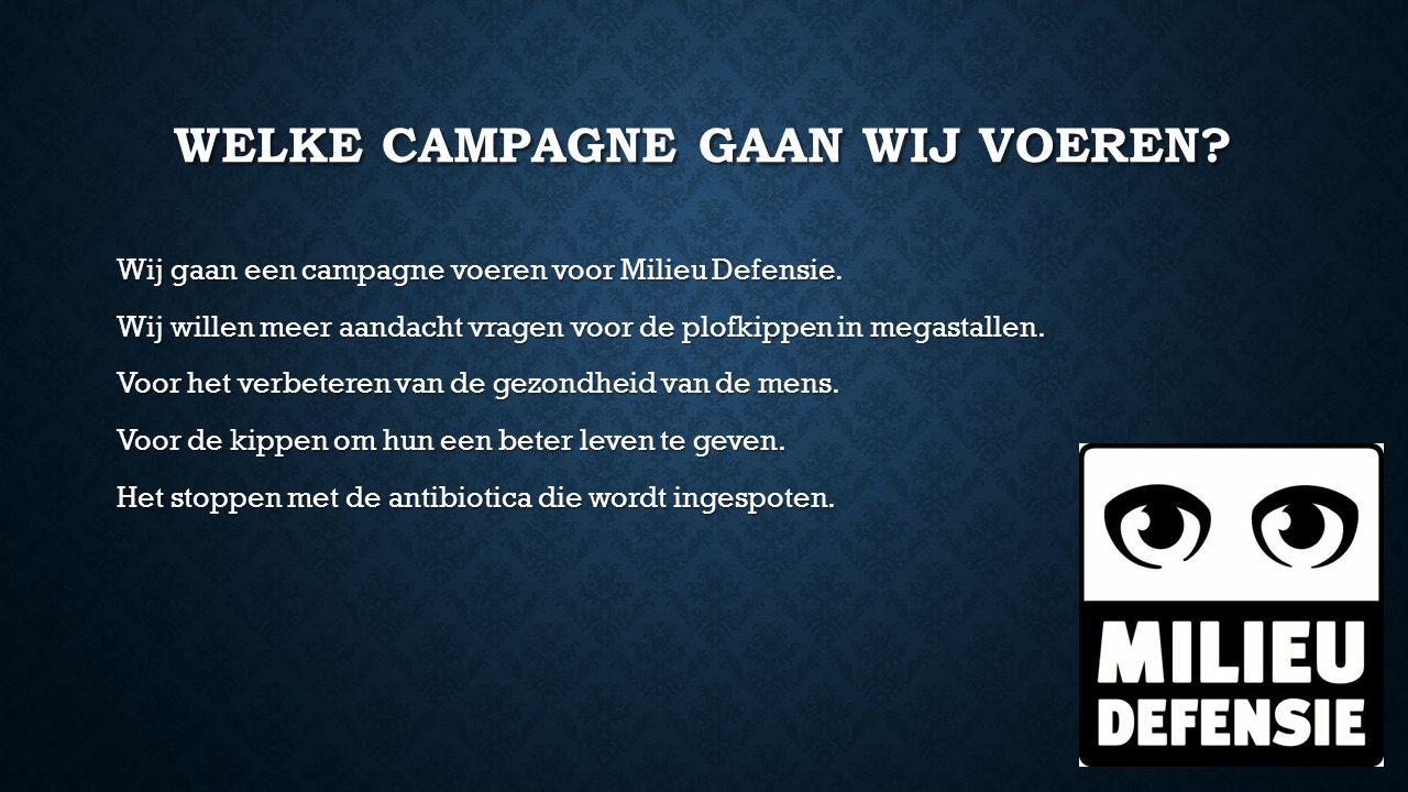 DOELGROEP EN DOELEN Onze doelgroep=De Nederlandse bevolking met de leeftijd 21 of ouder.