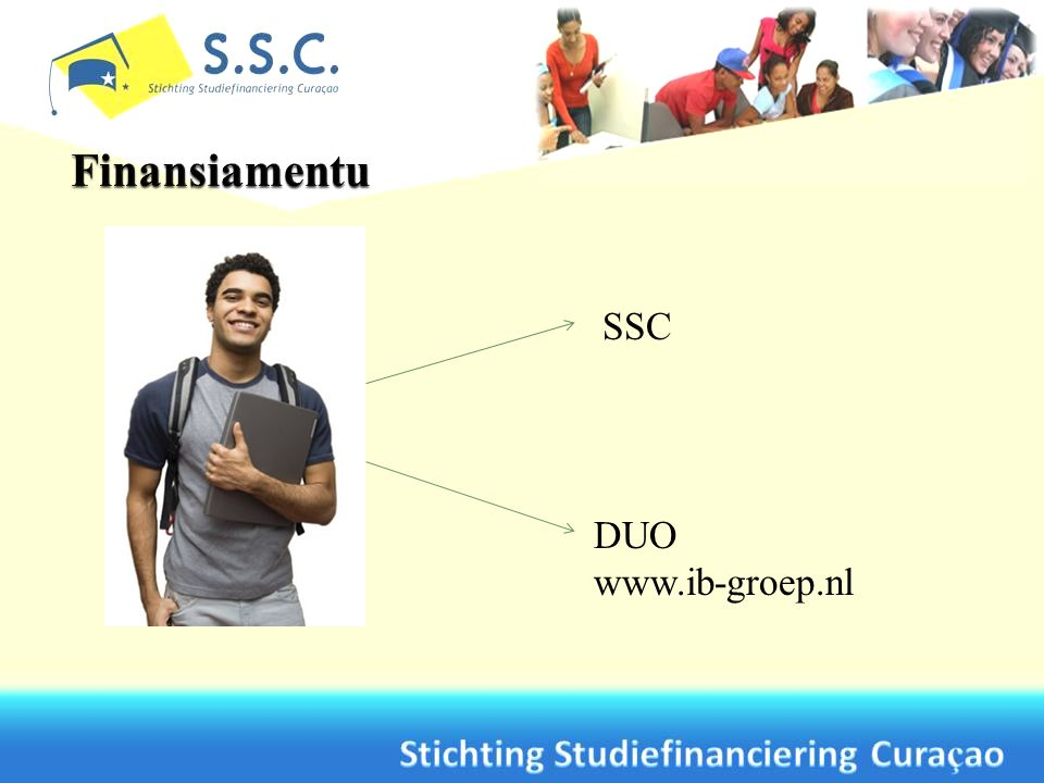 SSC DUO www.ib-groep.nl