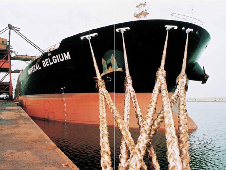 32 De aanverwante personen en bedrijven in de scheepvaart HOGERE ZEEVAARTSCHOOL A NTWERPEN DE BEVRACHTER THE CHARTERER LAFFRETEUR