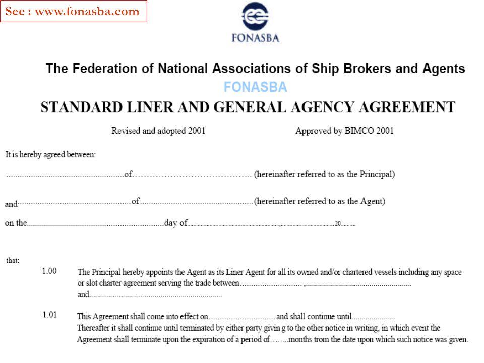 50 De aanverwante personen en bedrijven in de scheepvaart See : www.fonasba.com