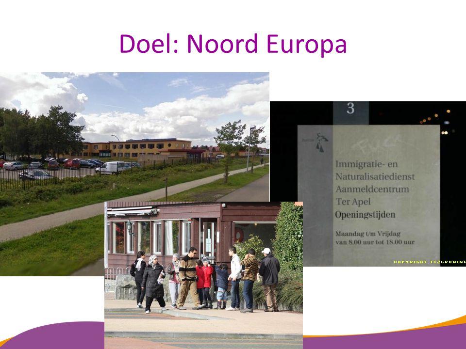 Doel: Noord Europa