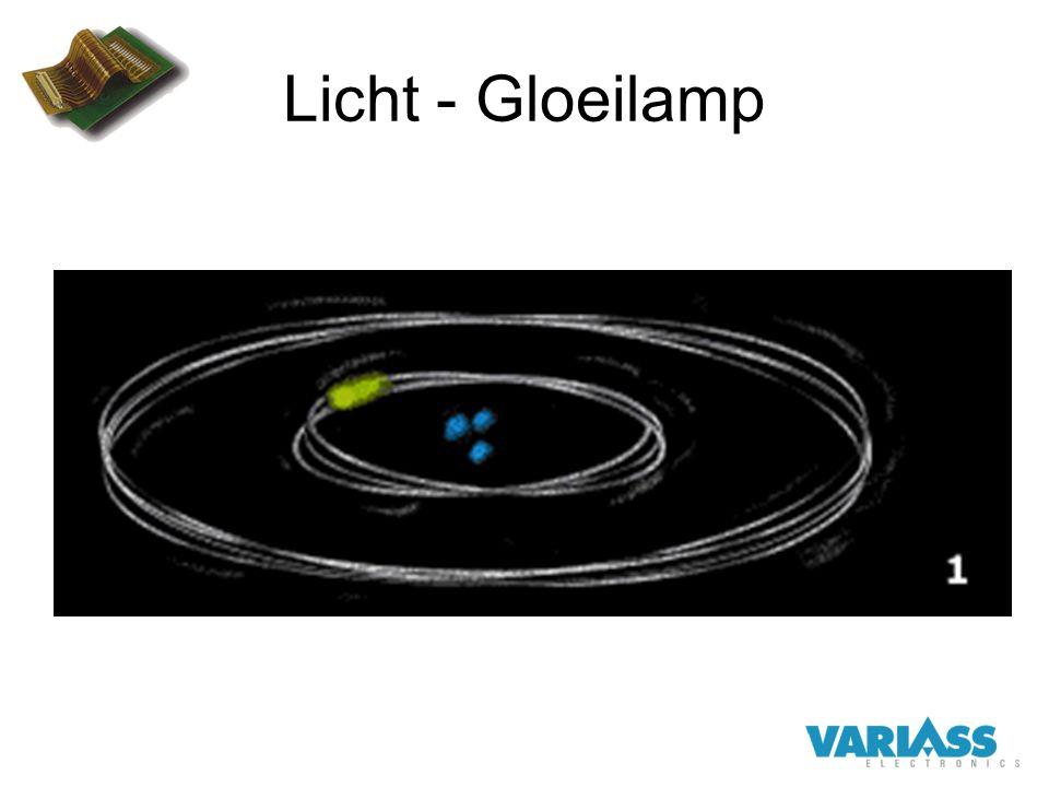 Licht - Gloeilamp