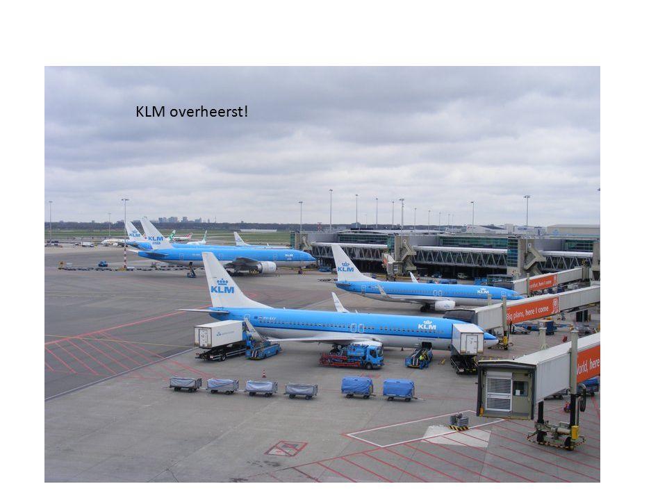 KLM overheerst!
