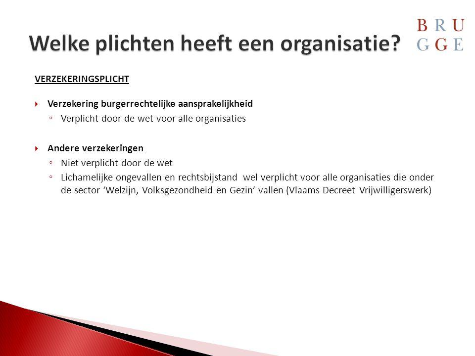 Vrijwilligerscentrale Stad Brugge Lien Dereere lien.dereere@brugge.be 050 44 86 49 Kraanplein 6 – 8000 Brugge Lies Tamsin lies.tamsin@brugge.be 050 44 86 48