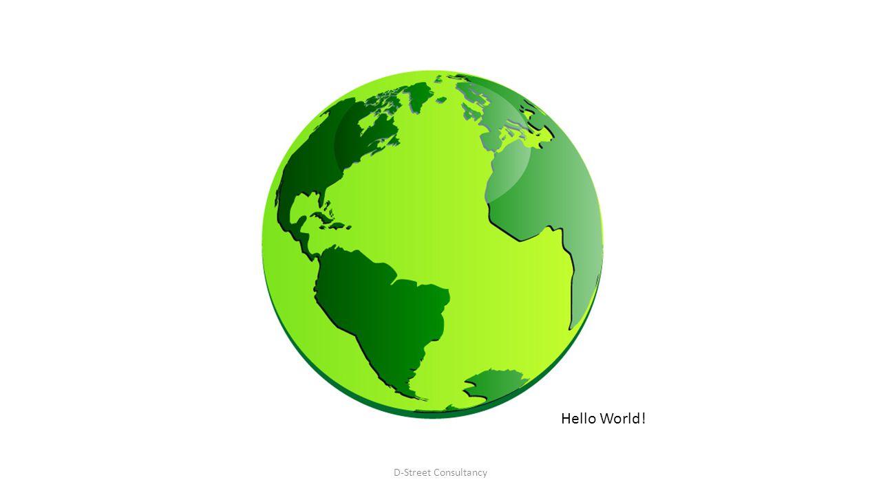 Koper en verkoper = markt = economie Niet alleen binnen NL, maar de hele wereld is voor ons bereikbaar.