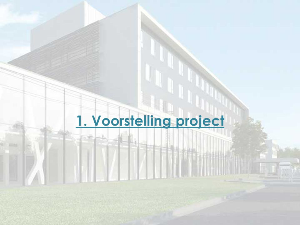 1. Voorstelling project
