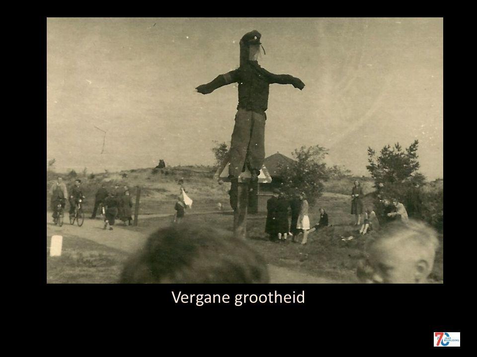 Afgang Duitse soldaten