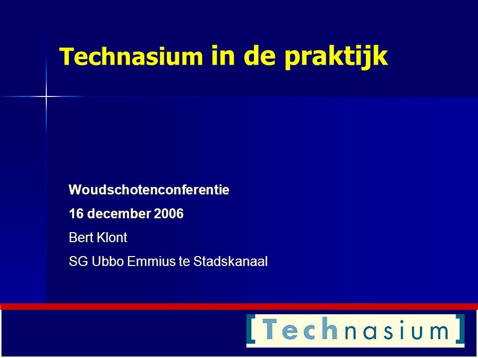 Inhoud presentatie 1.