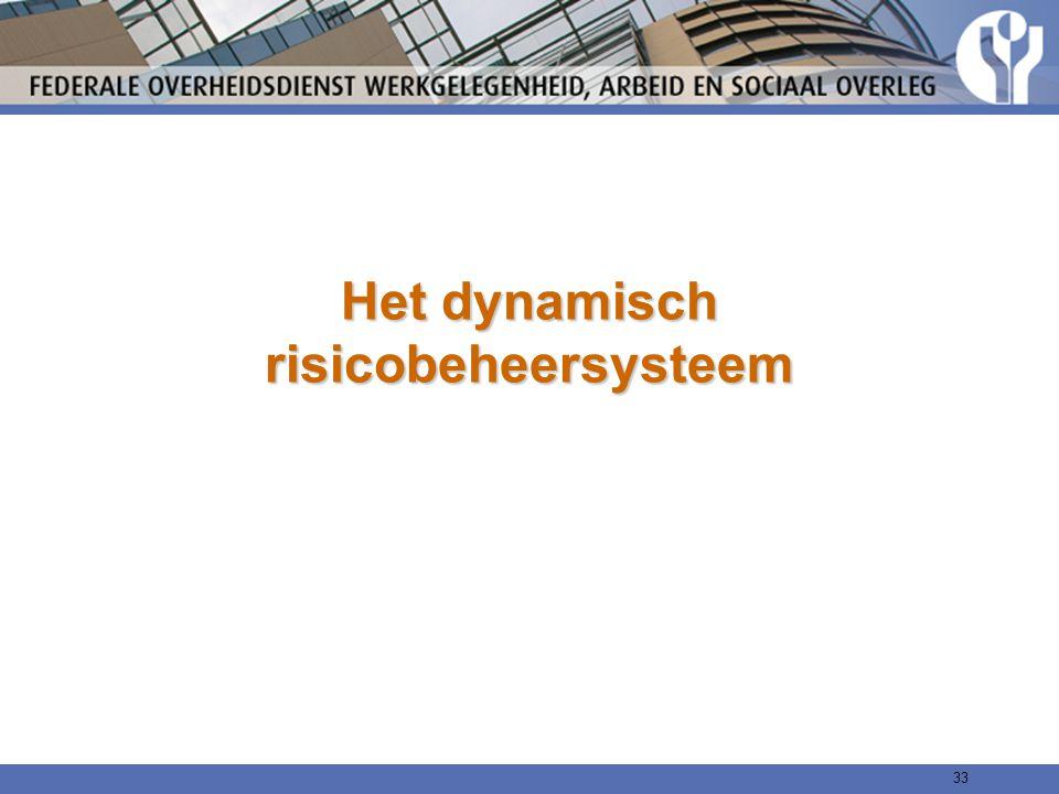 Het dynamisch risicobeheersysteem 33