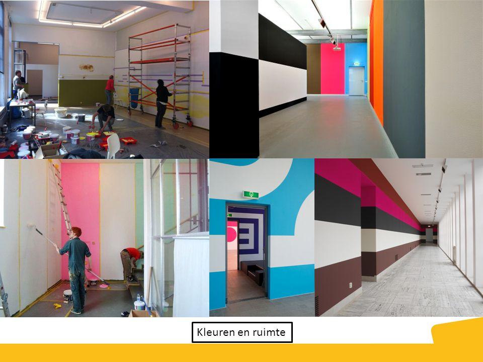 Kleuren en ruimte