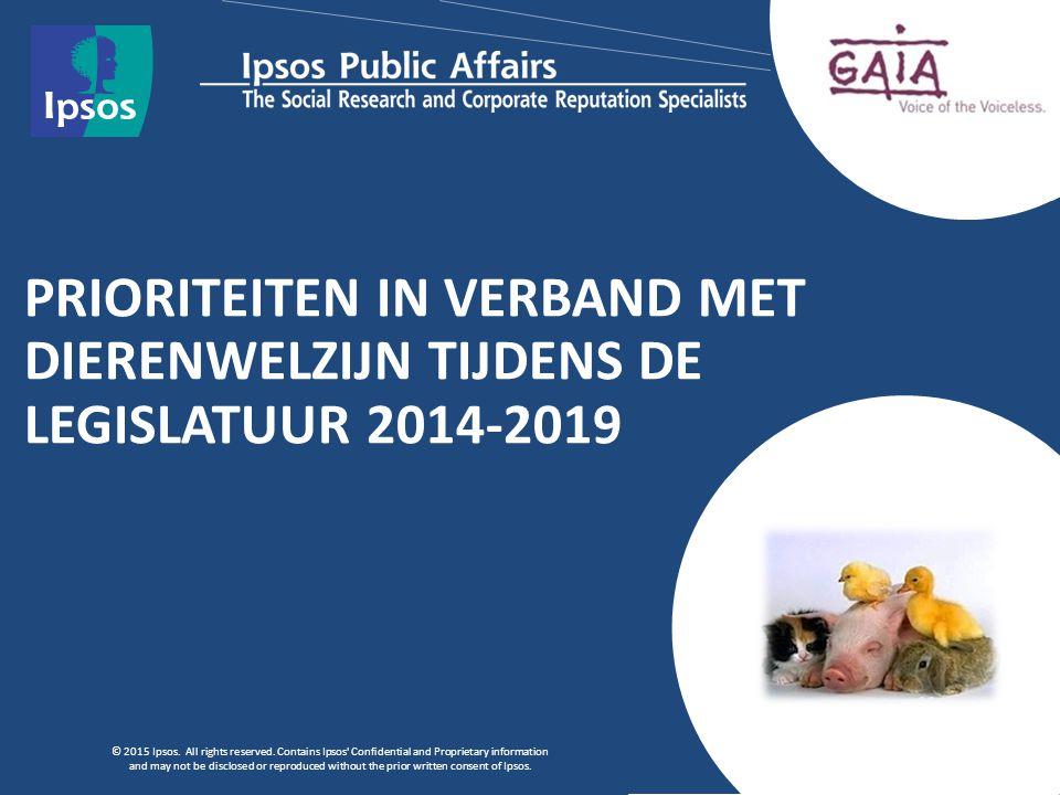 De Brusselaars zijn meer verdeeld over de maximale straffen die dierenmishandelaars riskeren.