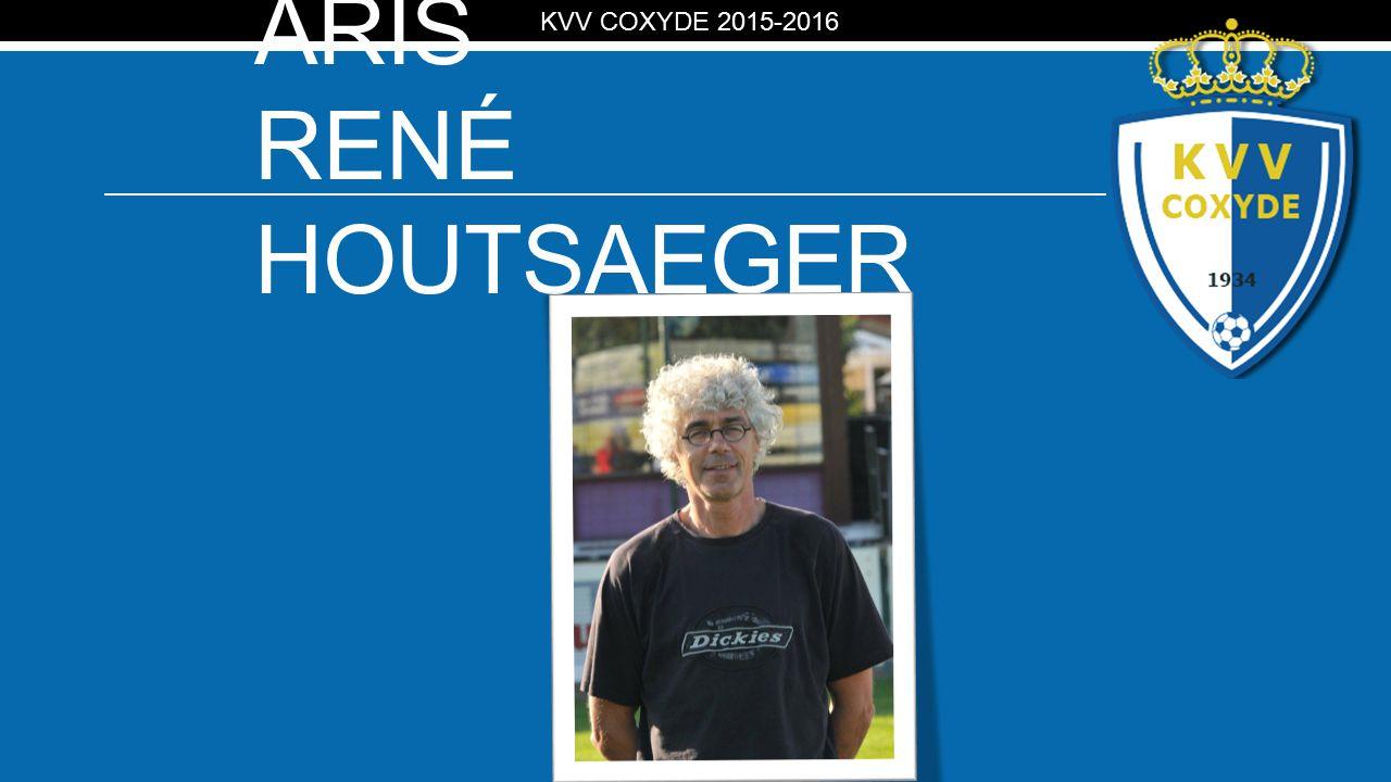 KV TERREINCOMMISS ARIS RENÉ HOUTSAEGER KVV COXYDE 2015-2016