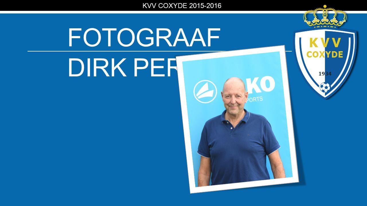 KV FOTOGRAAF DIRK PERSYN KVV COXYDE 2015-2016
