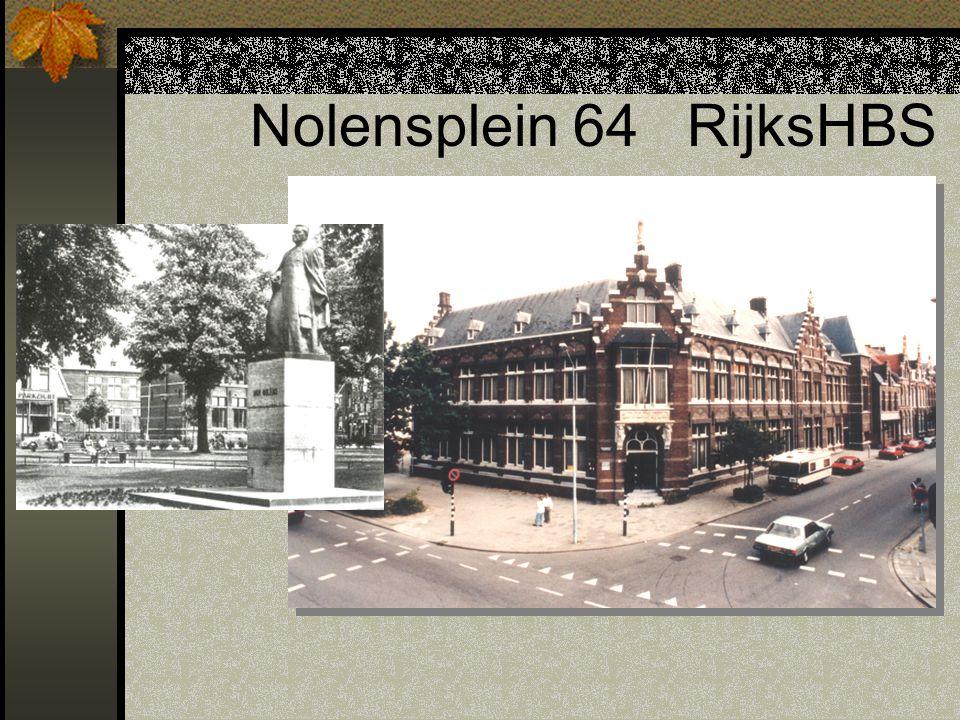 Nolensplein 64 RijksHBS
