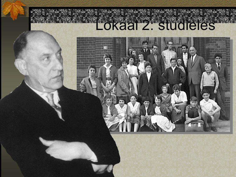 Lokaal 2: studieles